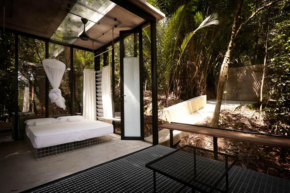 Bedroom Design For Single Bed